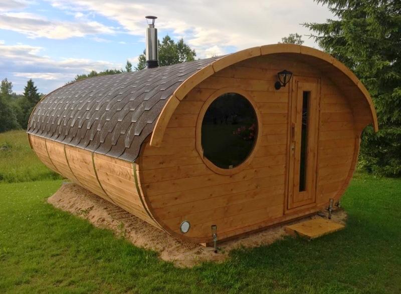 Sauna Hobbit Big/Luxe