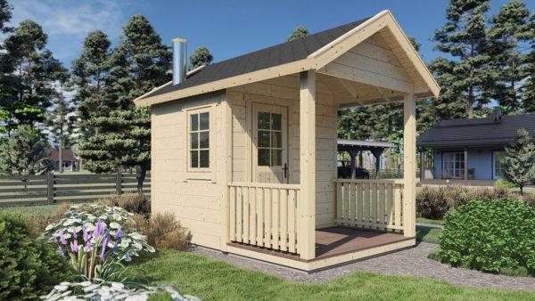 Sauna Sander 2