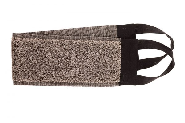 Bande-gant pour le dos