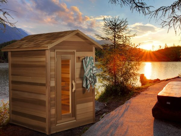 Sauna Hut