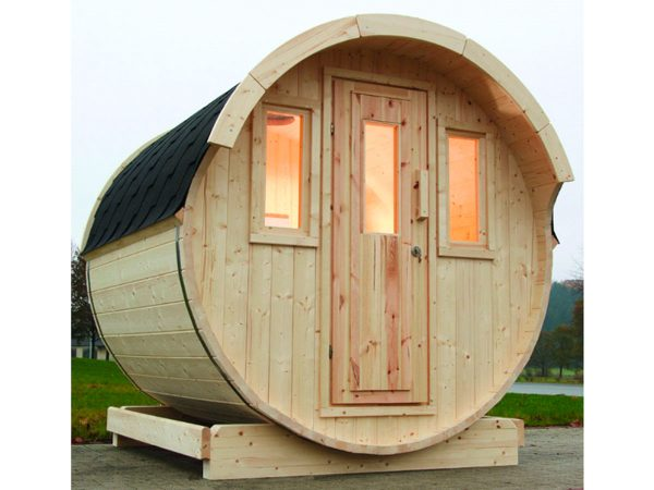 Sauna tonneau 220