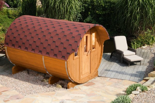 Sauna tonneau 330