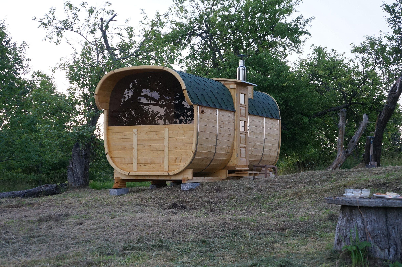 Sauna Barril