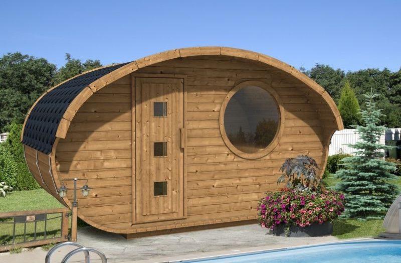 Sauna Hobbit moyen