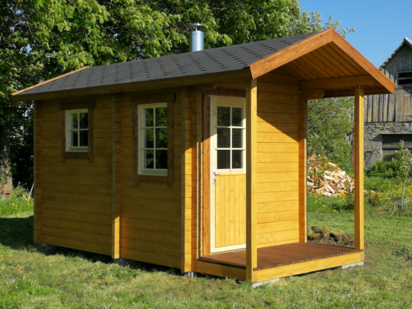 Sauna Fred