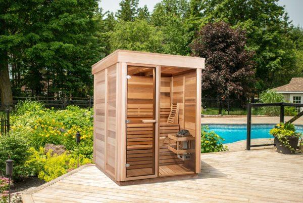 Sauna Cabine 180