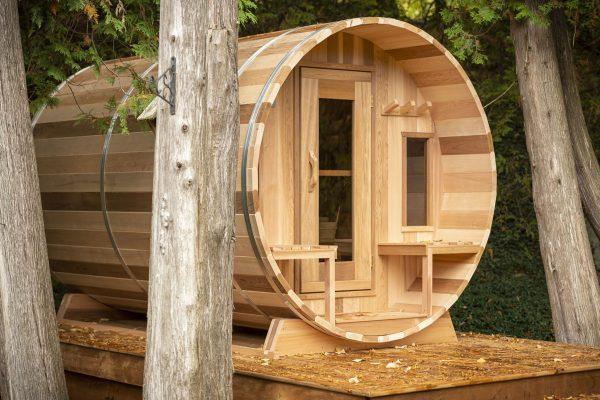 Sauna Red Cedar 300