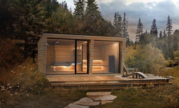 Sauna Alpin