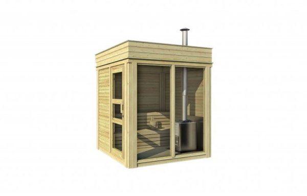 Sauna Cabine 2×2