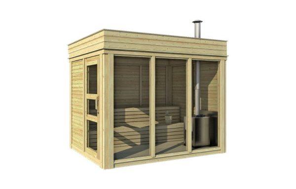 Sauna Cabine 2×3