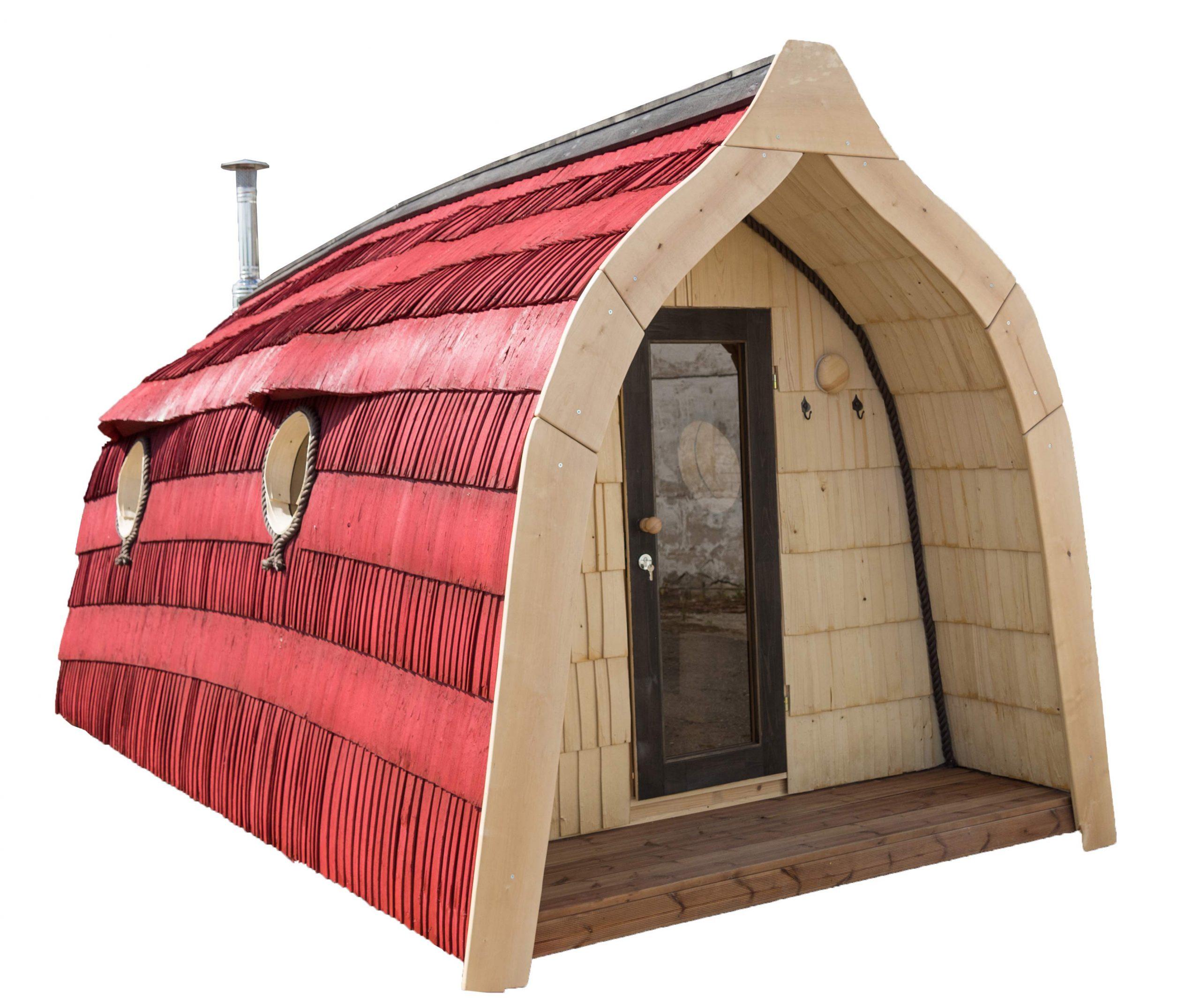 Sauna Bateau Big