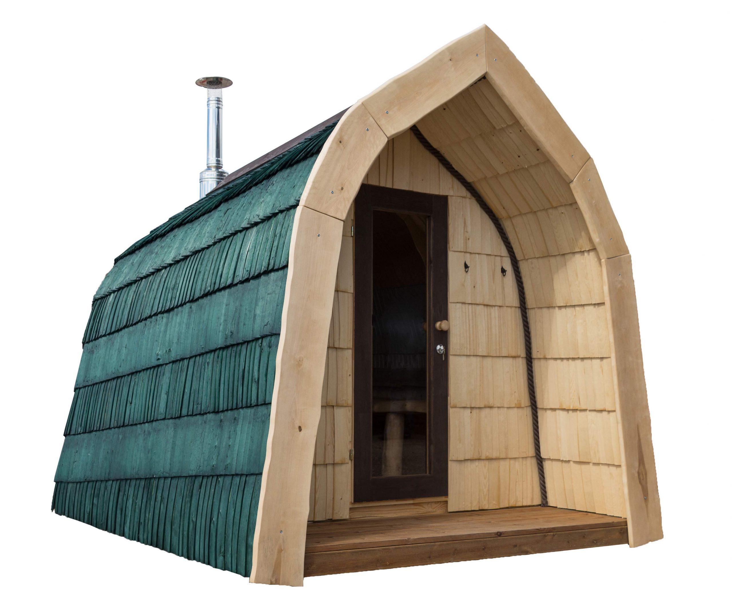 Sauna Bateau Small