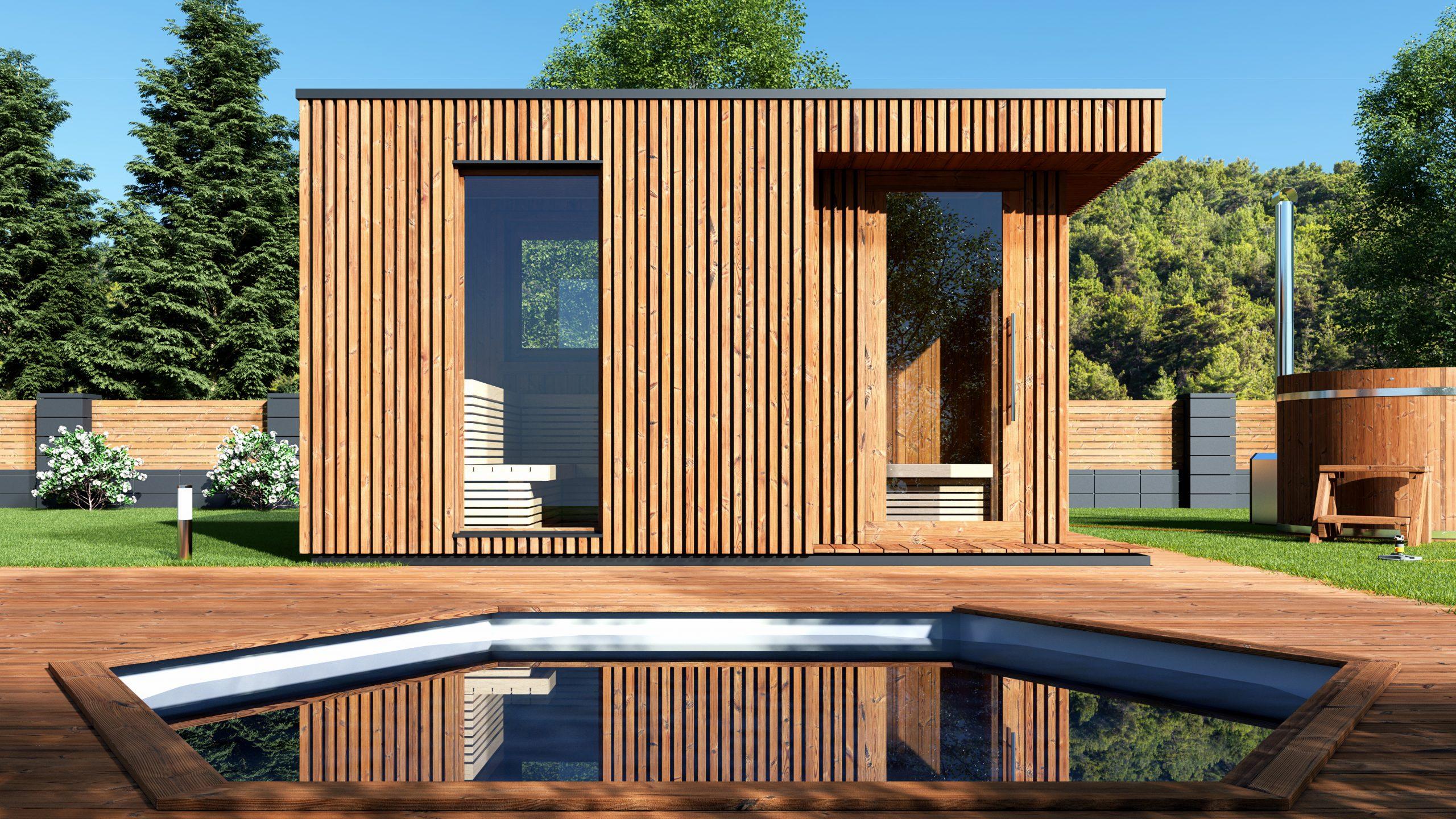 Sauna et Bain nordique : des équipements optimaux pour les professionnels de l'hébergement