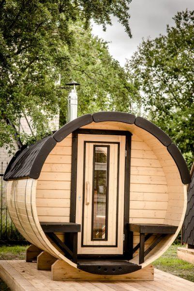 Sauna Tonneau 300